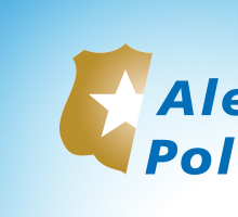 Alexandria Police Foundation Logo Design