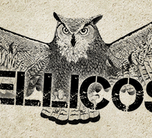 Bellicose Band Logo - click to view more Logo Design projects.